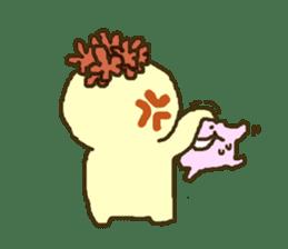 Muru : Cactus Garden sticker #559694