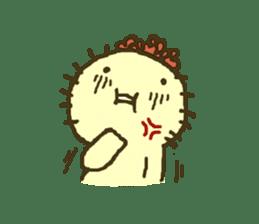 Muru : Cactus Garden sticker #559695