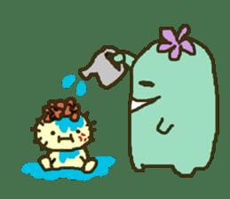 Muru : Cactus Garden sticker #559697