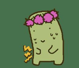 Muru : Cactus Garden sticker #559698