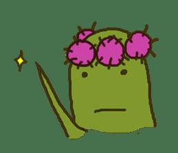 Muru : Cactus Garden sticker #559708