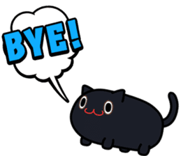 BIG MOUTH  CAT sticker #559835