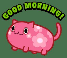 BIG MOUTH  CAT sticker #559836