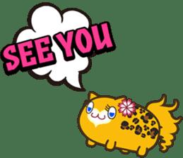 BIG MOUTH  CAT sticker #559841
