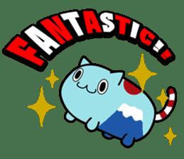 BIG MOUTH  CAT sticker #559846