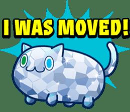 BIG MOUTH  CAT sticker #559847