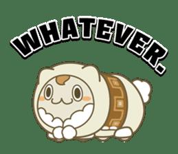 BIG MOUTH  CAT sticker #559864