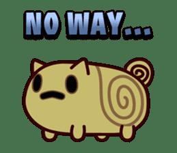 BIG MOUTH  CAT sticker #559871