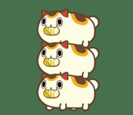 BIG MOUTH  CAT sticker #559873