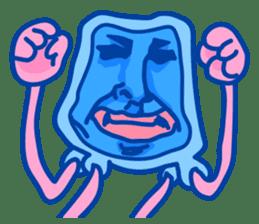Jellyfish(Carybdea rastoni) sticker #559928