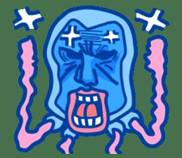 Jellyfish(Carybdea rastoni) sticker #559933