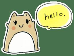 Hana from Haltohana sticker #561994