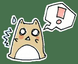 Hana from Haltohana sticker #562020
