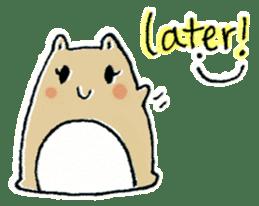 Hana from Haltohana sticker #562030