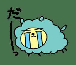 Yamaneko-bunny-chan sticker #562246
