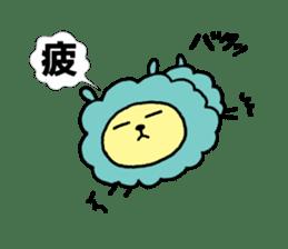 Yamaneko-bunny-chan sticker #562260