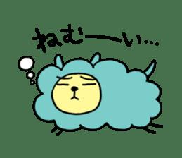 Yamaneko-bunny-chan sticker #562261