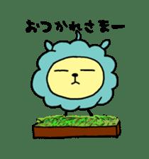 Yamaneko-bunny-chan sticker #562269