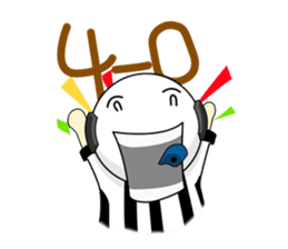The Soccer Creatures sticker #562325
