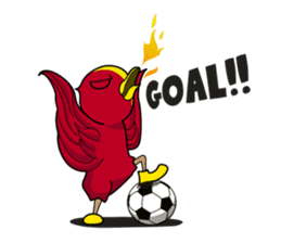 The Soccer Creatures sticker #562341