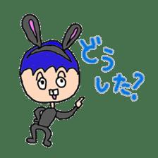 Risayaro Aho Friends sticker #563577