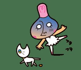 Pirouette Nut-chan sticker #564801