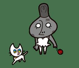 Pirouette Nut-chan sticker #564813