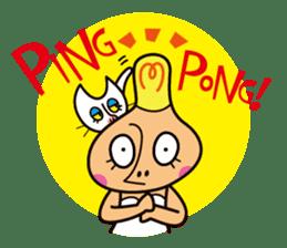 Pirouette Nut-chan sticker #564827
