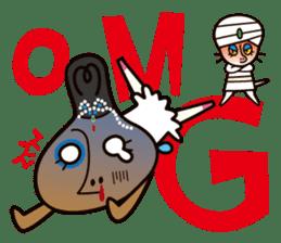 Pirouette Nut-chan sticker #564829