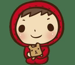 Boson in red sticker #565001
