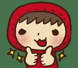 Boson in red sticker #565002