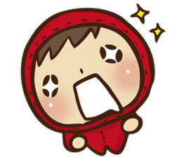 Boson in red sticker #565004