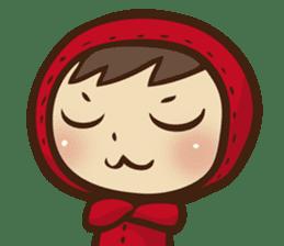 Boson in red sticker #565005