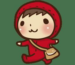 Boson in red sticker #565012