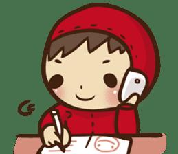 Boson in red sticker #565016