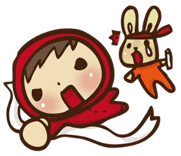 Boson in red sticker #565017