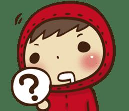 Boson in red sticker #565021