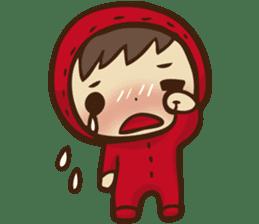 Boson in red sticker #565022