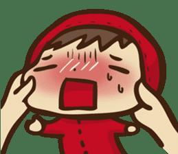 Boson in red sticker #565028