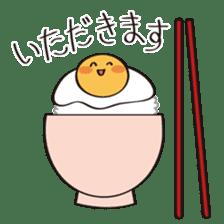Do you like it? TAMAGO chan! sticker #568589