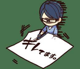 Art students sticker #570377