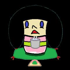 Kokeshi-girl