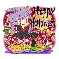 Miki's Halloween & Party English version
