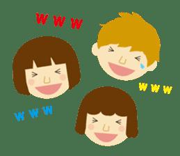 U & I sticker #572135