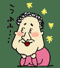 Annoying Strange nose Family sticker #572885
