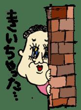 Annoying Strange nose Family sticker #572905