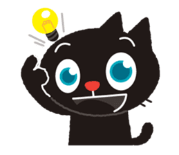 MEME CAT [EN] sticker #573446