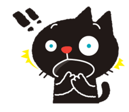 MEME CAT [EN] sticker #573449