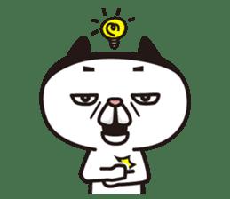 UglyCatBooTaro sticker #573717
