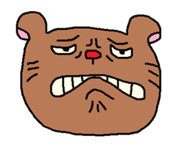 mouse to get angry at. sticker #574231
